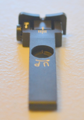 Rear Bumper Replacement >> Replacement Rear Sight